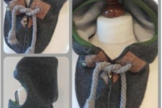 Trage-Schal